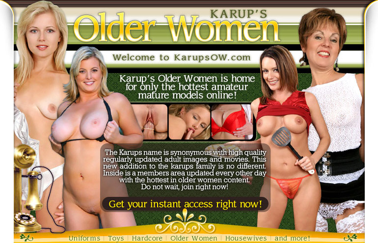 Best MILF Site - Karups's Older Women