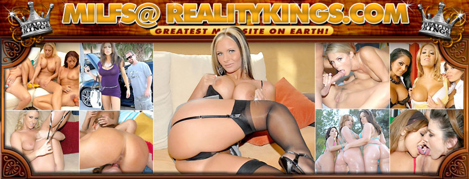Best MILF Site - MILFs @ Reality Kings