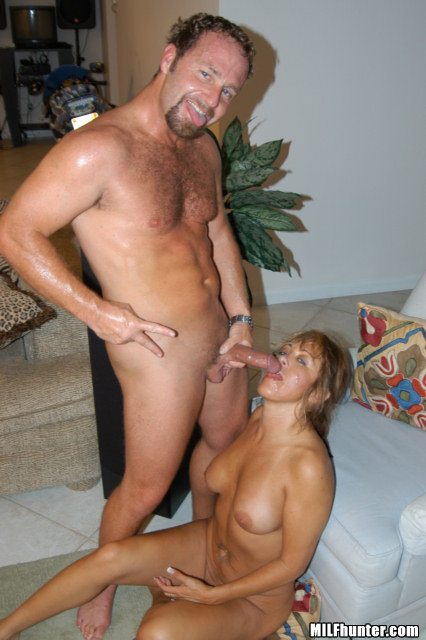 Mom has dick and pussy